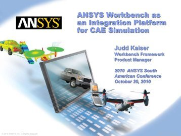 ANSYS application integration - ESSS