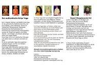 Der authentische Kriya Yoga - Kriya Yoga Institute