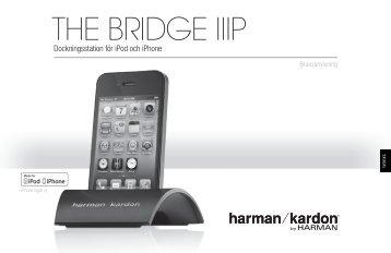 THE BRIDGE IIIP - Harman Kardon
