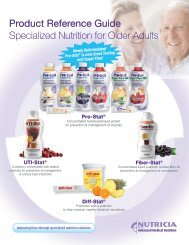 View our full product reference guide. - Medical Nutrition USA, Inc.