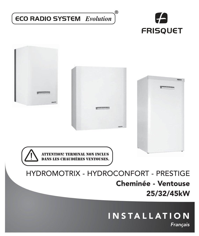 Frisquet eco radio system mode demploi perfect il sagit dun petit boitier qui se positionne ct - Thermostat frisquet sans fil mode d emploi ...