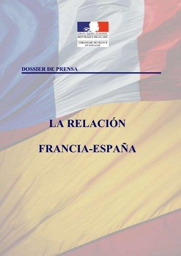 LA RELACIÓN FRANCIA-ESPAÑA