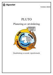 Planering av utvärdering - Movea Trafikkonsult AB
