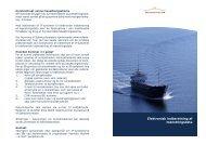 Elektronisk indberetning af mønstringsdata - Søfartsstyrelsen