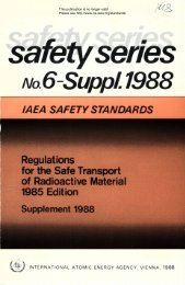No.6-Suppl 1988 - gnssn - International Atomic Energy Agency
