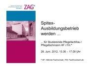Annemarie Fischer - Spitex Verband Kt. Zürich