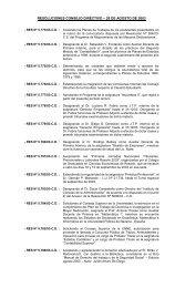 resoluciones consejo directivo – 28 de agosto de 2003 - facultad de ...