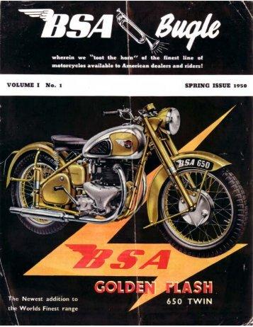 BSA Bugle Magazine