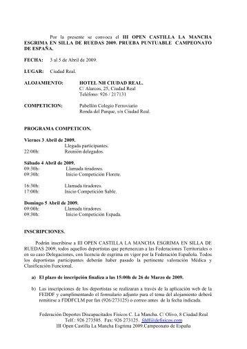 Descargar - Federación Española de Deportes de Minusválidos ...