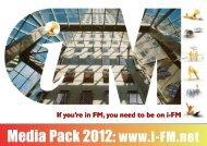 Media Pack 2012: www.i-FM.net