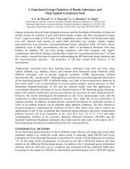 C-Functional Group Chemistry of Humic Substances and Their ...