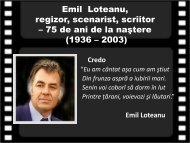Emil Loteanu - Biblioteca Ştiinţifică a Universităţii de Stat