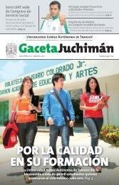Marzo del 2011 - Publicaciones - Universidad Juárez Autónoma de ...