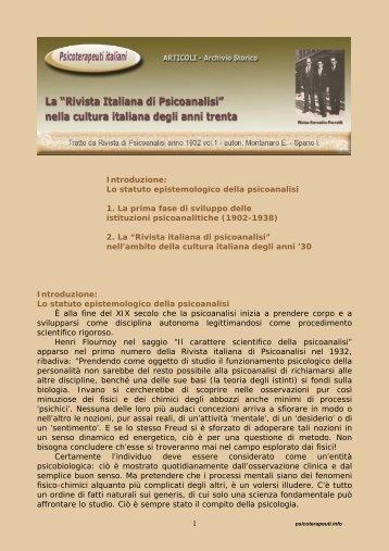 Scarica documento - Psicoterapeuti.info