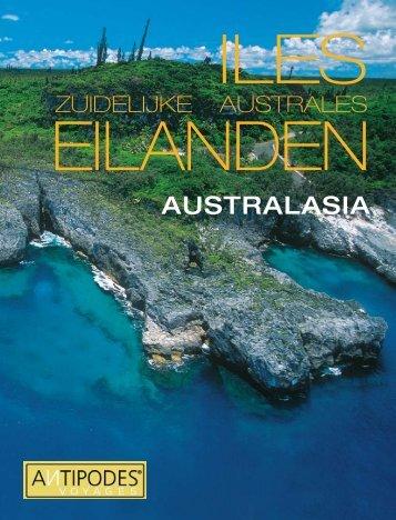 AUSTRALASIA - Antipodes Voyages