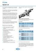 C-Line Linearführungen - LM Systems - Seite 3