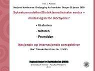 Ivar J. Aaraas - NSDM