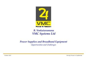 VMC Systems Ltd