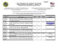 Haskell Indian Nations University Jobs Bulletin - Bureau of Indian ...