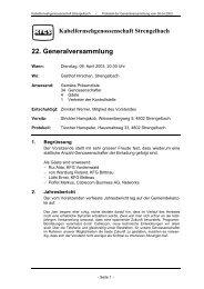 Protokoll der Generalversammlung 2003.pdf - Kfgs.ch