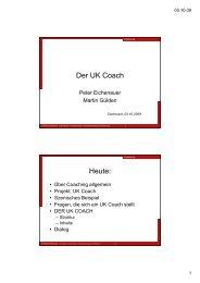 UK Issac Vortrag pp kurz03_10_2009 [Kompatibilitätsmodus]