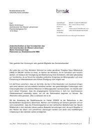 Bundesministerium für - Zentralverein der Wiener Lehrerschaft