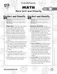 Math Lessons - Treasures - Macmillan/McGraw-Hill - Page 7