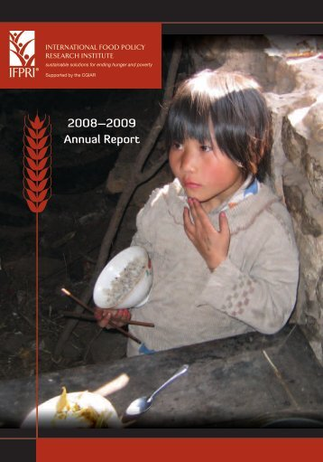 ifpri-annual-report.pdf3.88 MB - Afghanlivelihoods