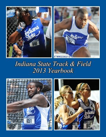 Complete 2012-2013 Yearbook - Indiana State University Athletics