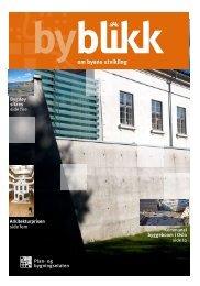 Les byblikk nr. 3-2008 - Plan