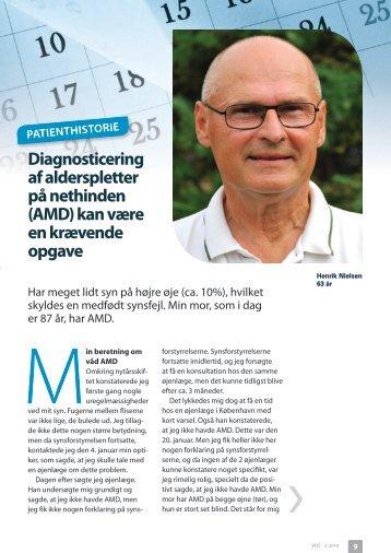 AMD - Øjenforeningen Værn om Synet
