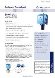 Delta Sentry P01 - Blanes Pressure Solutions