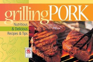 Grilling Pork - SaskPork