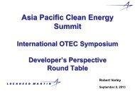 Rob Varley_LM OTEC Development Perspectives