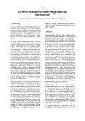 informationen zur stadtentwicklung - Statistik.regensburg.de - Seite 3