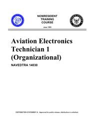Aviation Electronics Technician 1 - Historic Naval Ships Association
