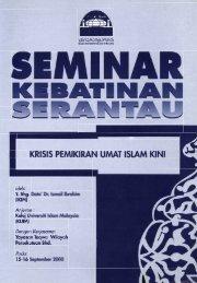 Krisis Pemikiran Umat Islam Kini.pdf - USIM