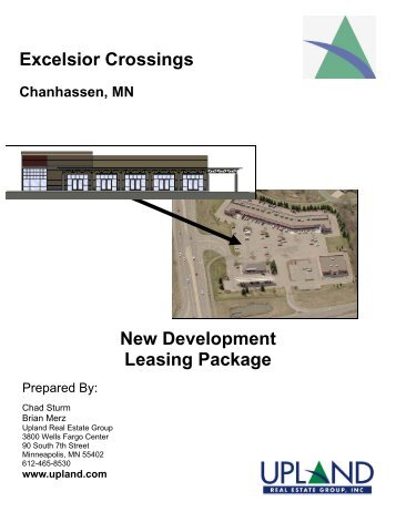 Leasing Package - Excelsior Crossings - Upland Real Estate Group
