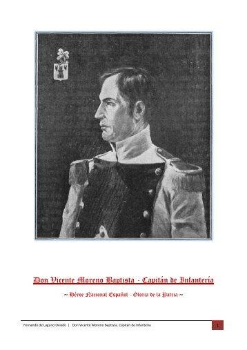 Fernando de Laguno Oviedo - Don Vicente Moreno Baptista