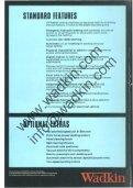 Wadkin WLC WLI Wide Belt Sander Literature - Page 5