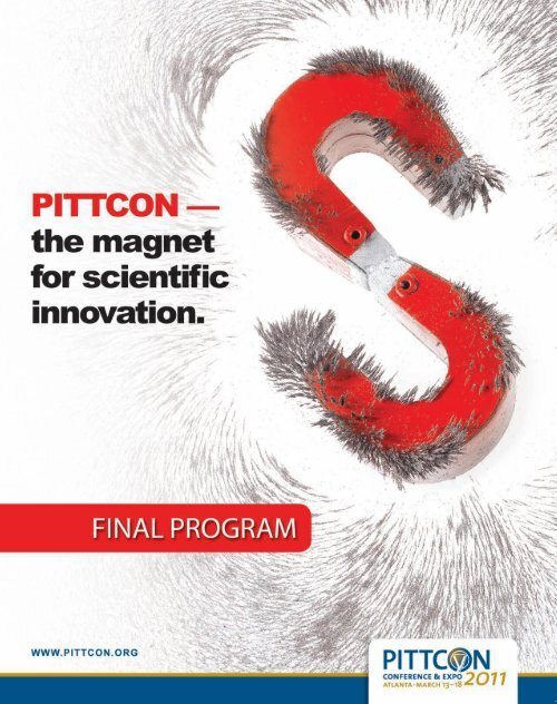 PITTCON 2011 TeChNICal PrOgram
