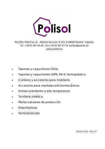 Catalogo Polisol - Metalia