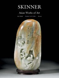 Asian Works of Art - Skinner