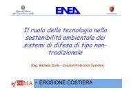 Michela Zurlo, Costal Protection Systems S.r.l. - Enea
