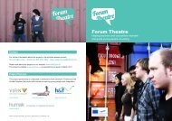 Download forum Theatre brochure