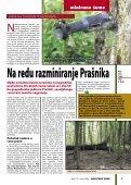 Park šuma Jankovac 10 Voda i šuma uvjet su ... - Hrvatske šume - Page 5
