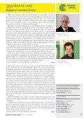 Jahresbericht 2009 - Fragile Suisse - Seite 3