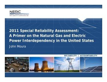 NERC Gas-Electric Interdependency - NPCC