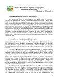 Oficina Astrolábio Digital: navegação e pesquisa na Internet Manual ... - Page 4