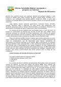 Oficina Astrolábio Digital: navegação e pesquisa na Internet Manual ... - Page 5